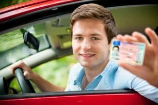 управление автомобилем лицом не имеющим права управления
