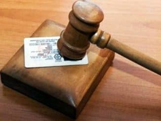 ограничения водительских прав должников