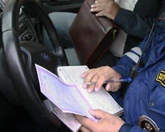 управление автомобилем без права управления