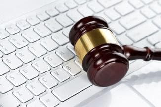 авторское право на сайт