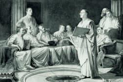 понятие и виды исков в римском праве
