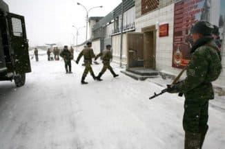 Нахождение в дисциплинарном батальоне военнослужащих