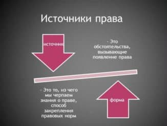соотношение понятий форма