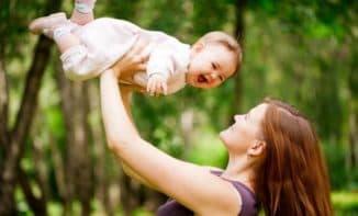 выплате матери за ребёнка