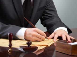 юридические факты в административном праве
