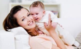 первая выплата при рождении ребенка