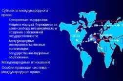 международно правовой обычай