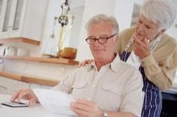 уплата налогов на имущество пенсионерам