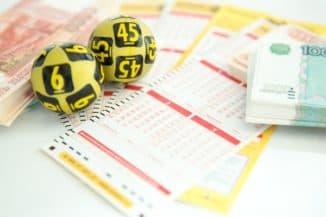 какой налог с выигрыша в лотерею
