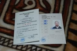 документы для международных водительских прав